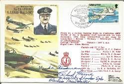 WW2 Battle of Britain fighter ace Richard Haine 600sqn