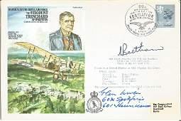 WW2 Battle of Britain fighter ace Glen Niven 601 sqn