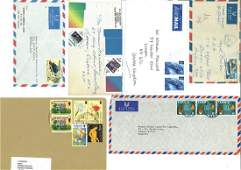 Glory folder. Includes BCW stamps on paper. BCW covers.