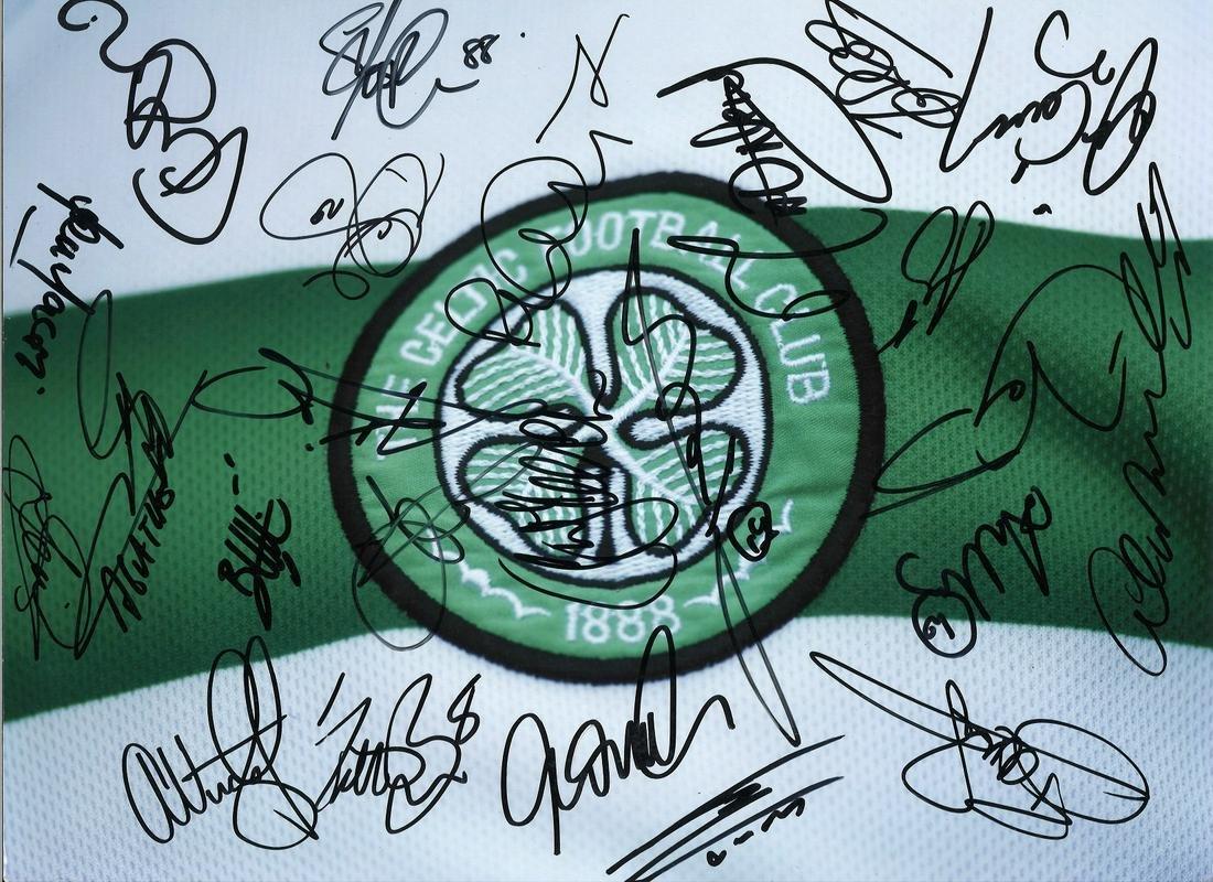 Celtic Legends Multi Celtic Signed 16 x 12 inch