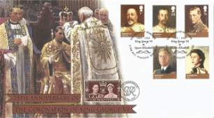 75th Anniversary of the Coronation of King George VI