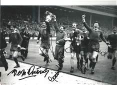 Geoff Strong, Ron Yeats, Gordon Milne, Peter Thompson,