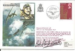 Battle or Britain fighter ace Wg Cdr Robert Stanford