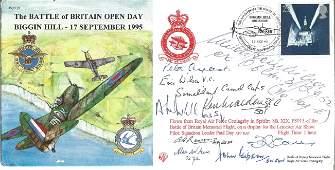 The Battle of Britain Biggin Hill 17th September 1995