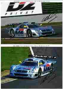 Formula 1 Motor Racing Mark Webber collection of 12 x 8