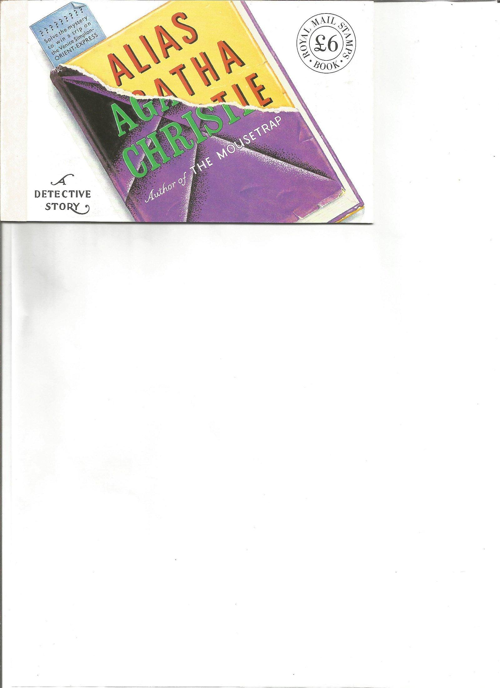 Royal mail complete prestige stamp booklet A detective