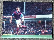 Football John Hartson signed 16x12 colour photo