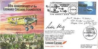 World War Two 50th Anniversary Leonard Cheshire