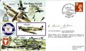 Air Vice Marshall H A C Bird Wilson CBE DSO DFC AFC