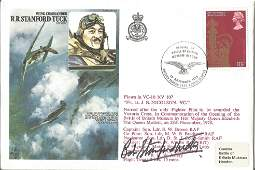 WW2 fighter ace Wg Cdr Robert Stanford Tuck DSO DFC