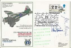 RAF Escaping Society Duke of Yorks Lysander cover SC28