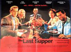 The Last Supper 30x40 approx movie poster from the 1995