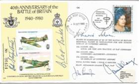 40th Anniversary of the Battle of Britain 19401980