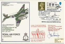 Royal Air Force Leeming 30th Anniversary of the