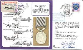 Battle of Britain WW2 fighter pilot Wg Cdr Anderson 504