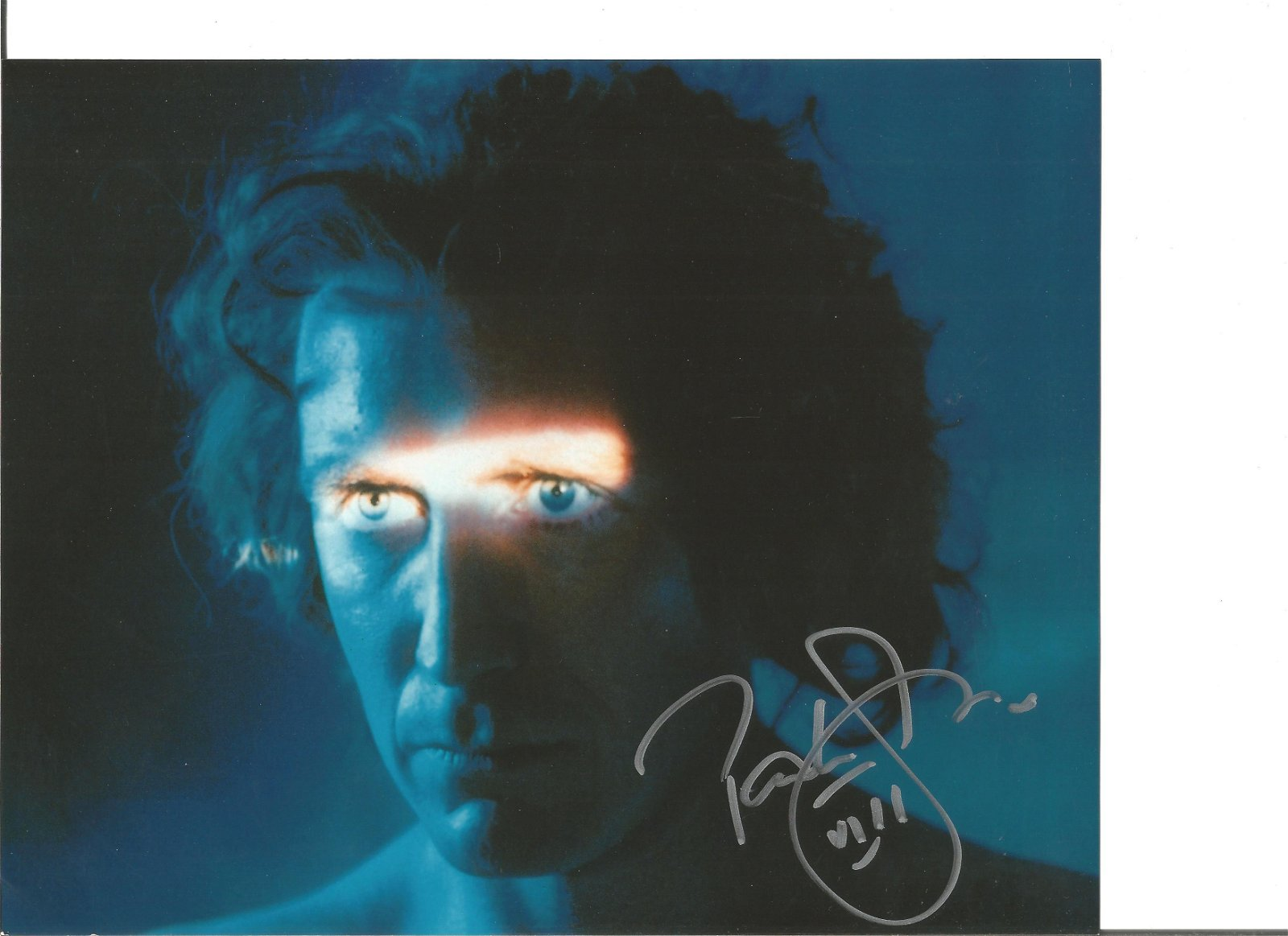 Paul McGann signed 10x8 colour photo from Doctor Who.