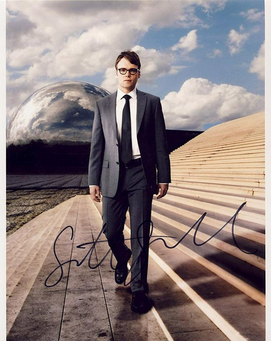 Blowout Sale! Fringe Seth Gabel hand signed 10x8 photo.