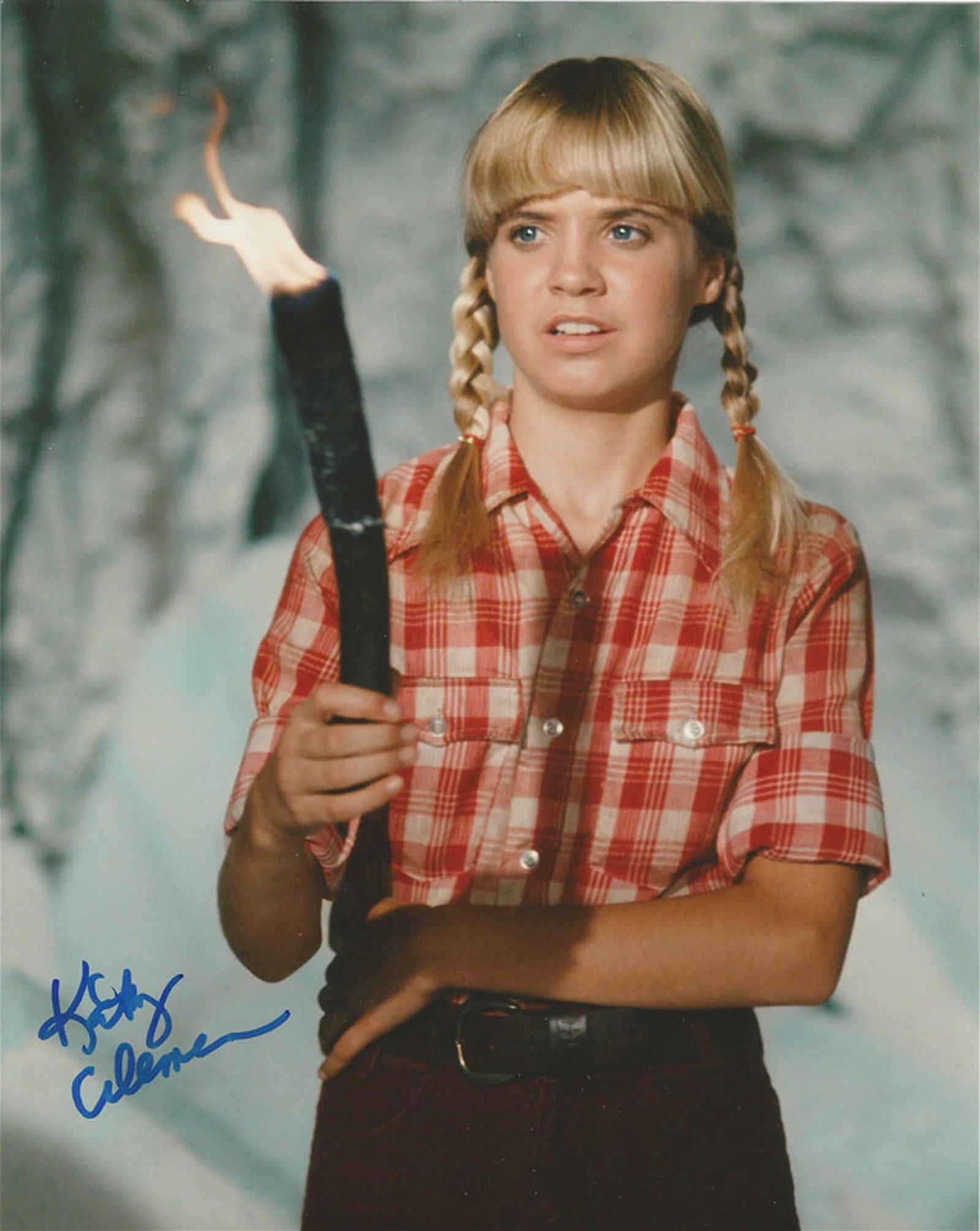 Blowout Sale! Land of the Lost Kathy Coleman hand
