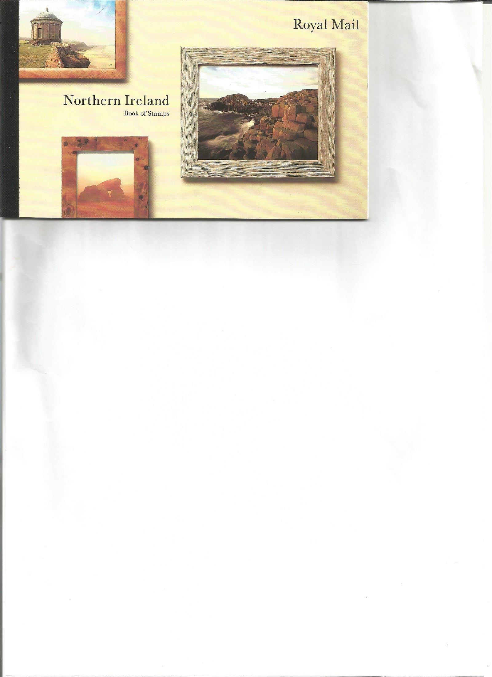 Royal Mail complete prestige stamp booklet Northern