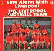 Sing Along with Liverpool 33rpm album 18 signatures