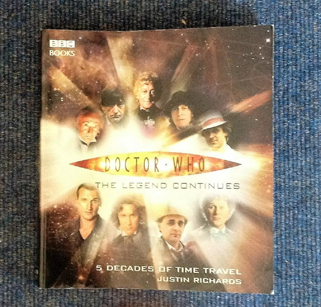 Doctor Who - the legend continues - 5 decades of time