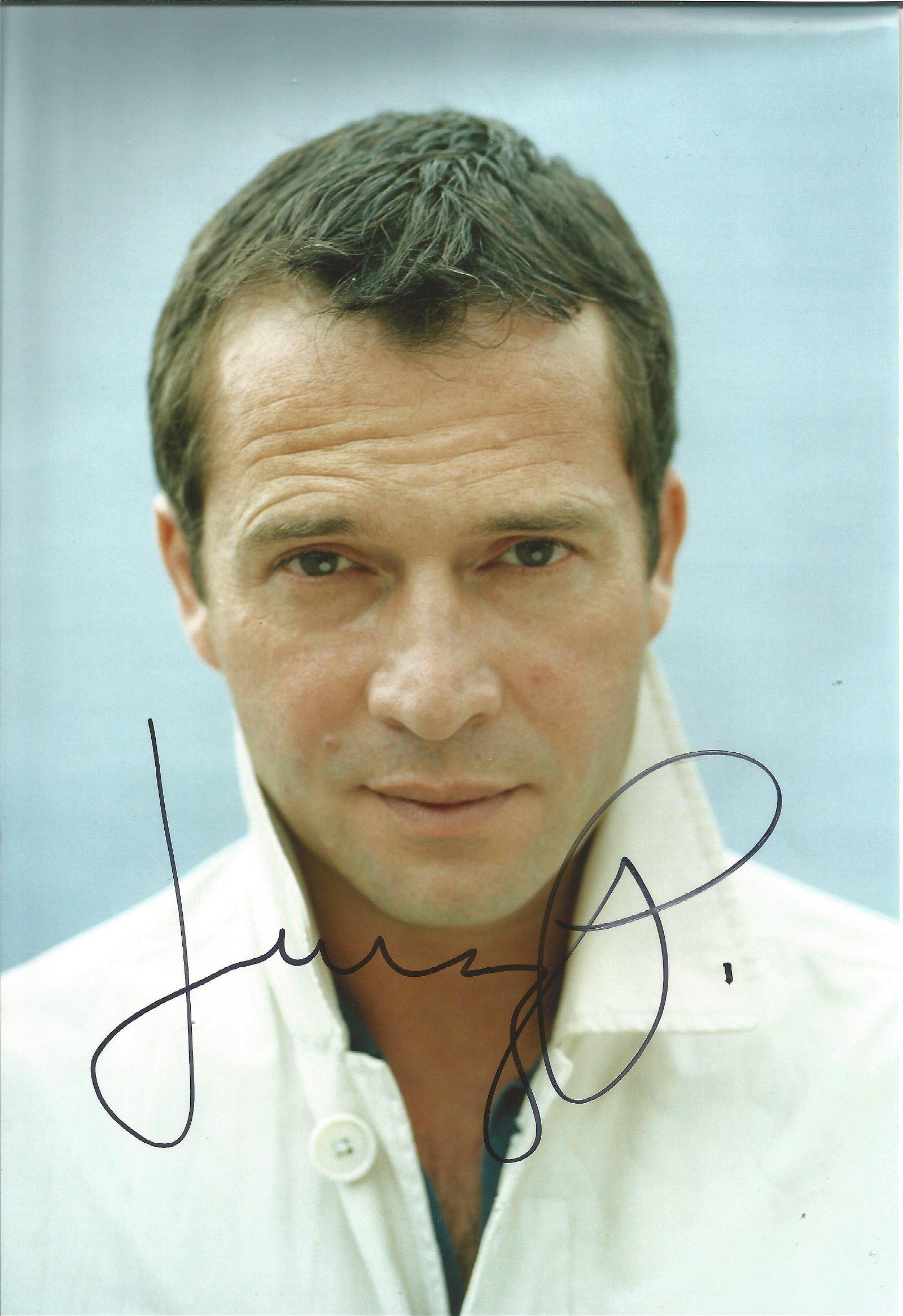James Purefoy Actor Signed 8x12 Photo . Good Condition.