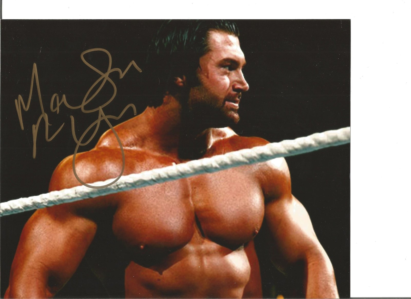 Mason Ryan signed 10x8 colour photo. Good Condition.