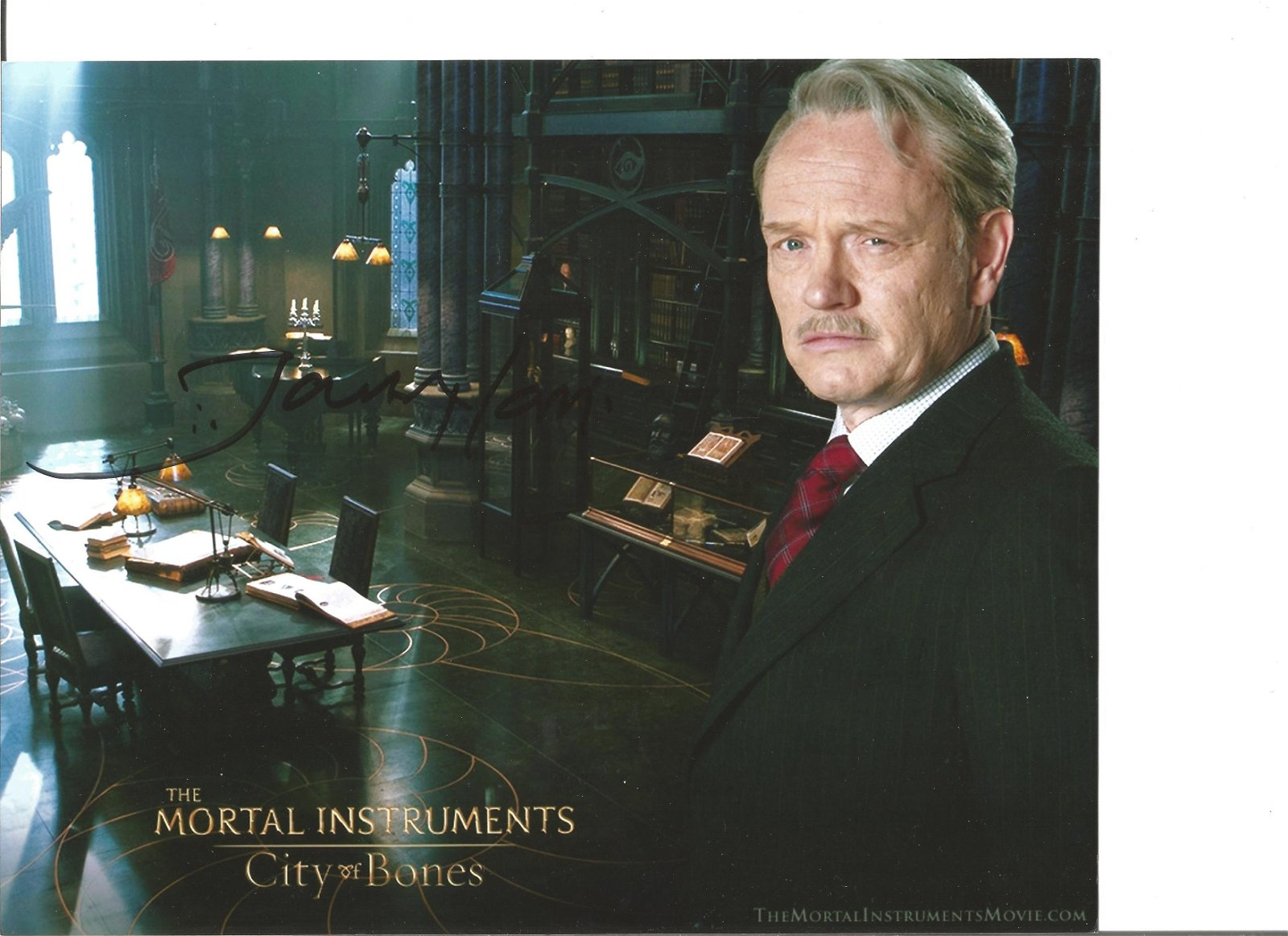 Jared Harris signed 10x8 colour photo. Good Condition.
