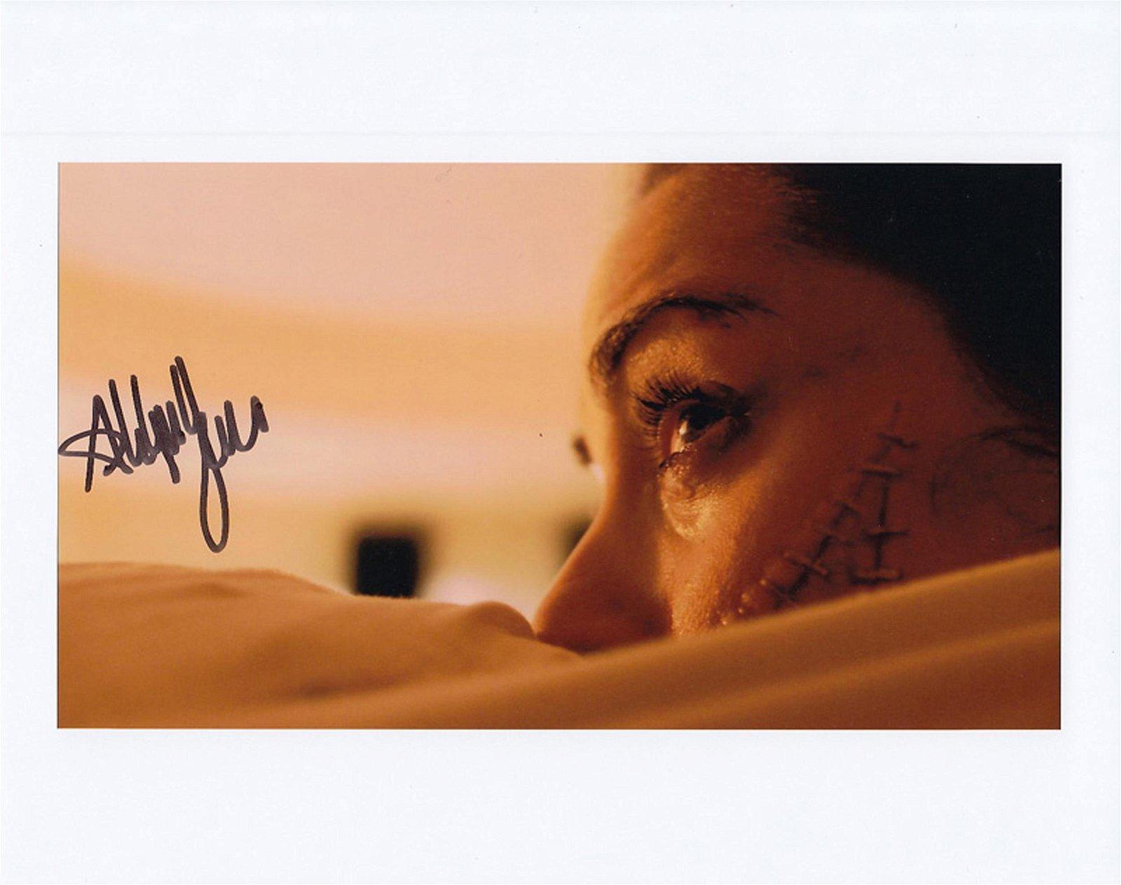 Blowout Sale! Human Centipede Ashlynn Yennie signed