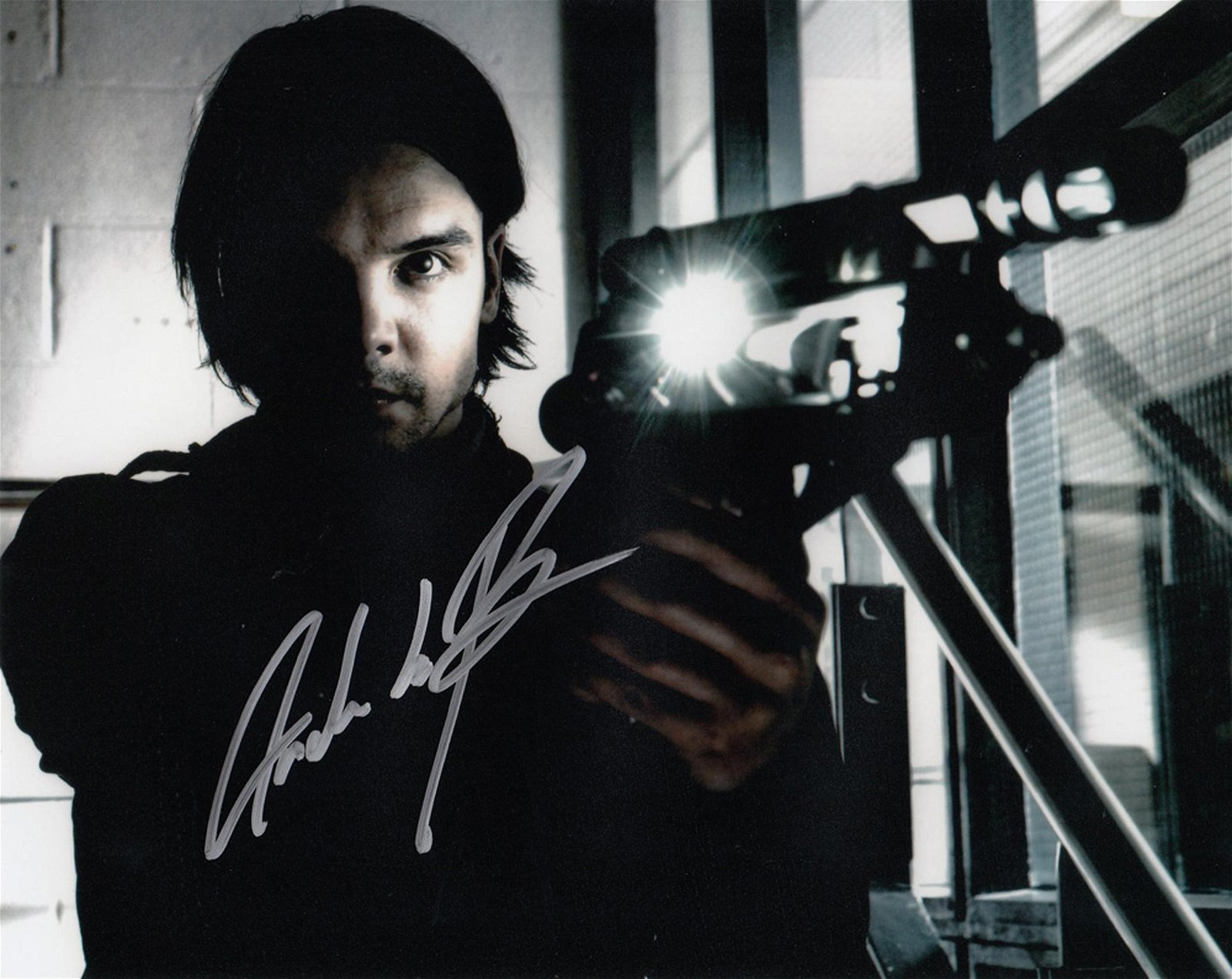 Blowout Sale! Primeval Andrew Lee Potts hand signed