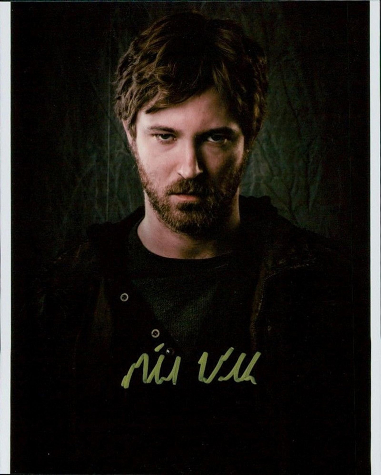 Blowout Sale! Z Nation Michael Welch hand signed 10x8