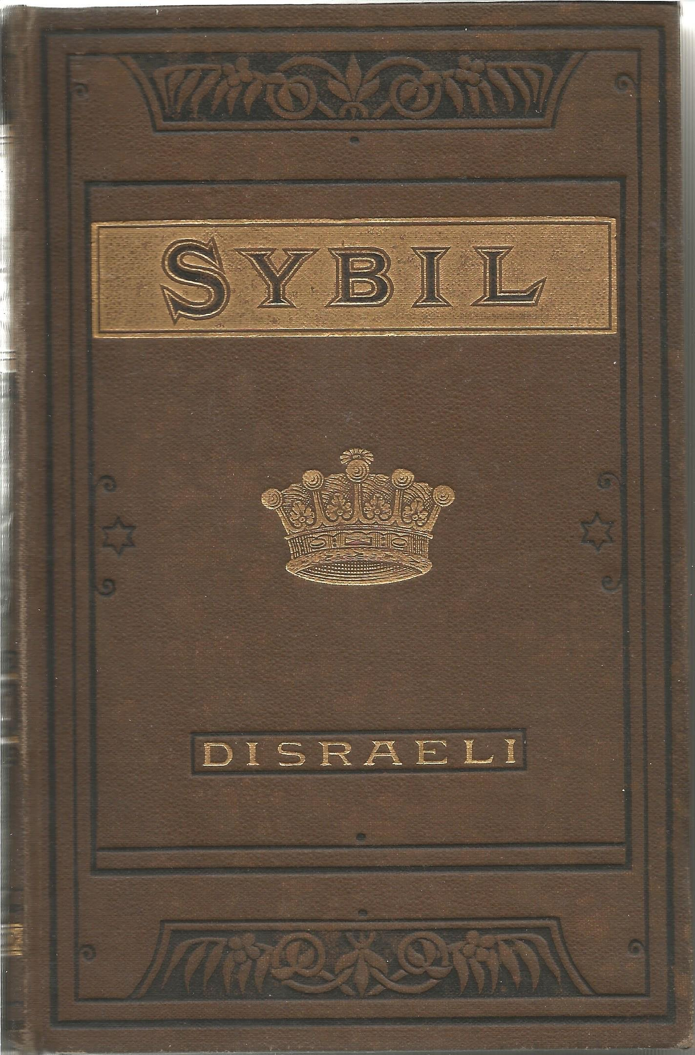 Sybil hardback book. New edition. Good Condition. All