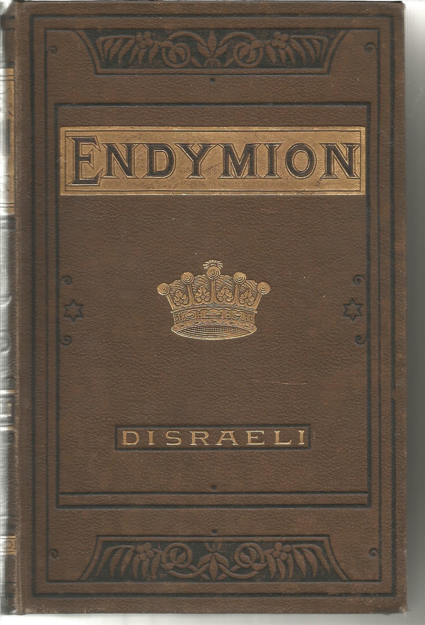 Endymion hardback book. New edition. Good Condition.