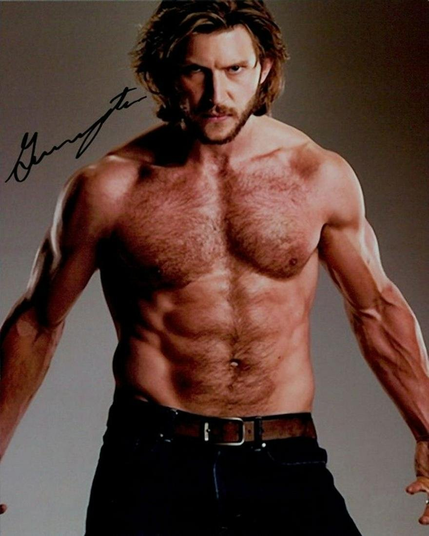 Blowout Sale! Bitten Greyston Holt hand signed 10x8