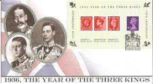 1936 The Year of the Three Kings unsigned