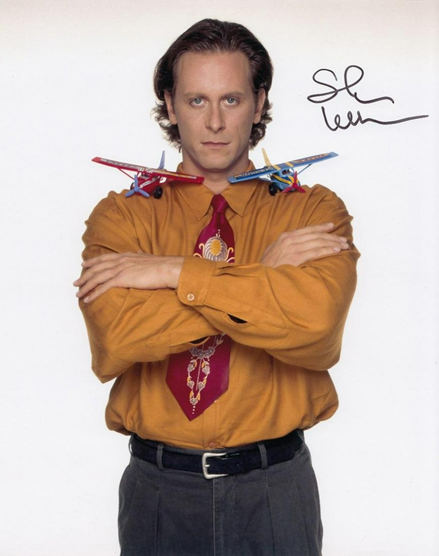 Blowout Sale! Wings Steven Weber hand signed 10x8