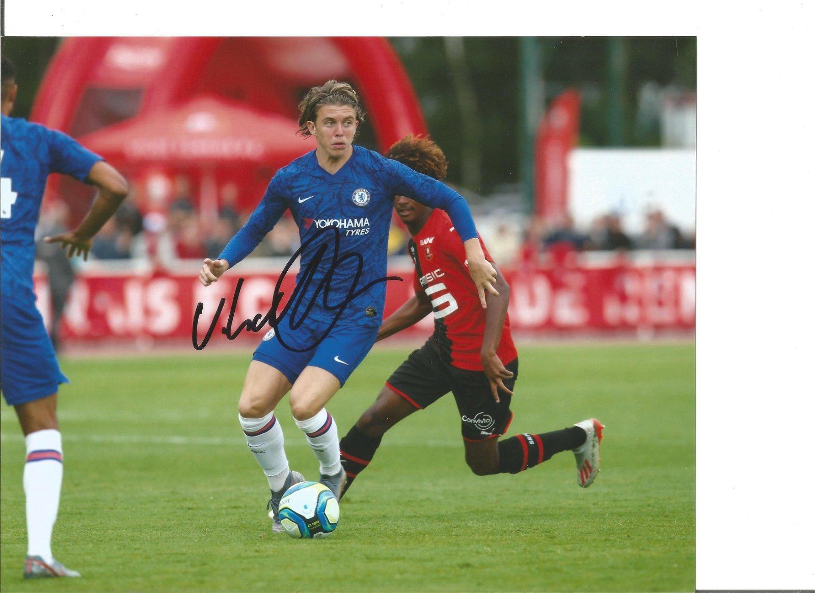Chelsea 4 Signed 8x10 & 8x12 Photos David Luiz, Gary