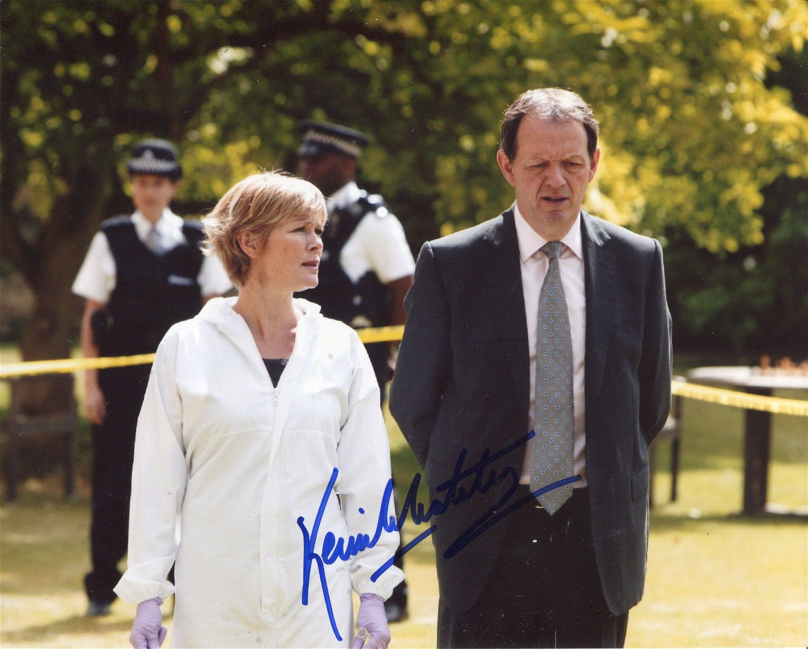 Kevin Whately. 8x10 photo from the Inspector Morse