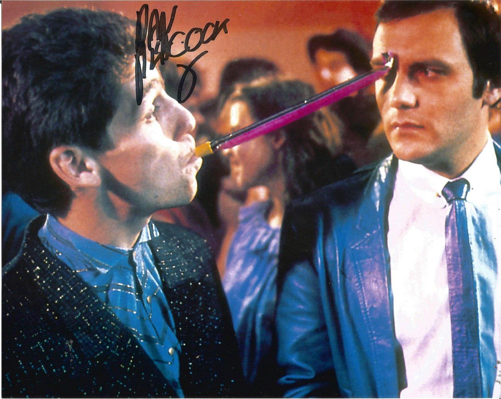 Daniel Peacock signed 10x8 colour photo. We combine