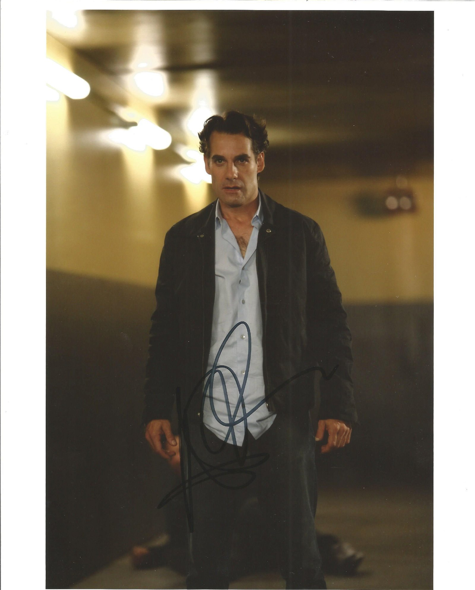 Adrian Pasdar signed 10x8 colour photo, American actor