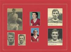 Liverpool 1960s signed 16x12 mounted signature piece 7