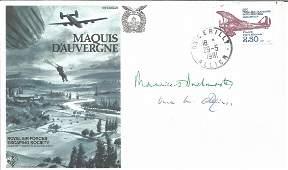 WW2 Resistance VIPS Maurice Buckmaster and Vera Atkins