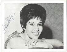 Helen Shapiro Singer Signed Vintage 1960s 8x10 Photo