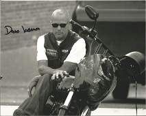 Blowout Sale Sons of Anarchy David Labrava hand signed
