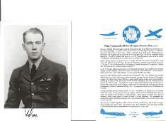 Wg Cdr Robert Francis Thomas Doe Battle of Britain