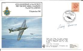 Major Adolf Borchers KC WW2 Luftwaffe An unusual