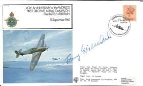 Major Franz Eisenach KC WW2 Luftwaffe An unusual