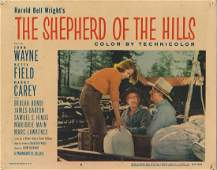 The Shepherd of the Hills lobby card from the 1941