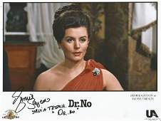Eunice Grayson signed 10x8 colour photo pictured in her