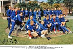 Football John Connelly signed 16x12 colour photo